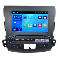Buy cheap Built-in WiFi Bluetooth 8 Android Car Sat Nav for Mitsubishi Outlander Citroen C-Crosser from wholesalers