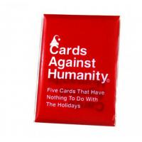 Buy cheap Wholesale Cards Against Humanity Holiday Pack Expansion Set 2012 2013 2014 New Sealed from wholesalers