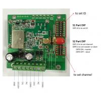 Buy cheap 433MHz pump controller, 2km on-off controller,  1W digital I/O low level pump on, high level pump off from wholesalers