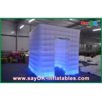 Buy cheap Oxford Cloth 2.5 X 2.5 X 2.5m Photo Booth Tent Inflatable Kiosk Shell Cube from wholesalers
