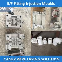 Buy cheap PE Electro Fusion pipe fitting mould - electrofusion injection moulds from wholesalers