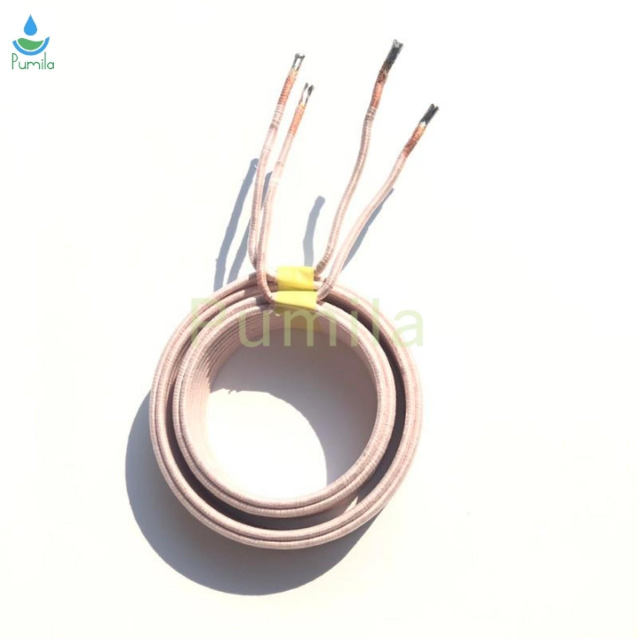 China customized toroidal core inductor choke coil on sale