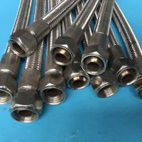 Buy cheap Gas Meter Stainless Steel Hose / Braided Interlock Ss Corrugated Hose from wholesalers
