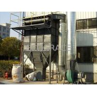 Buy cheap High Temperature Fabric Filter Dust Collector Suction Hoods Dust Collecting System from wholesalers