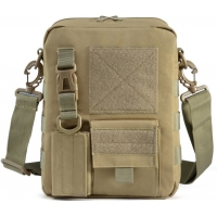Buy cheap Breathable  25cm*20cm*8cm Mens Army Military Tactical Bags product