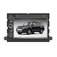 Buy cheap Explorer / Fusion Ford DVD Navigation System , ARM11 CE 6.0 Windows dvd player from wholesalers