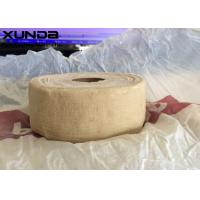 Buy cheap Dark Brown Denso Petrolatum Tape Corrosion Resistant Tape For Cables / Valves Metal Fitting from wholesalers
