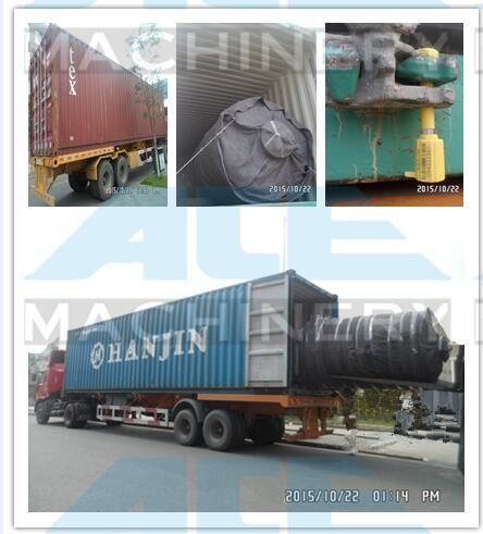 1000litres Sanitary Chemical Liquid Mixing Tank (ACE-JGB-3)