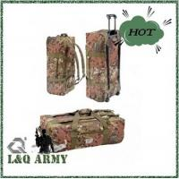 Buy cheap MILITARY TRAVEL BAG with wheels from wholesalers