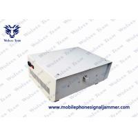 Buy cheap All Block Frequency Mobile Phone Signal Jammer 10 Antenna 10 Band Long Lifetime product