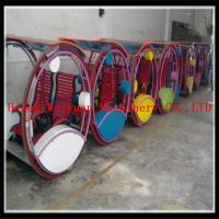 Buy cheap popular amusement machine happy swing car coin operated happy car from wholesalers