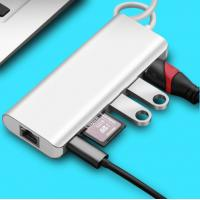 Buy cheap Competitive Price 4 Port USB3.0 Quick Fast Charging Port Hub High Speed USB Hub from wholesalers