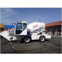 Buy cheap 4.0 Cubic Meters Self Propelled  Concrete Mixer Drum Volume 6100 Liters product