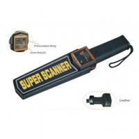 Buy cheap High Sensitivity Hand Held Metal Detector Equipped With Belt & Holster from wholesalers