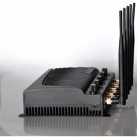 Buy cheap Adjustable Cell phone Jammer with Remote control from wholesalers
