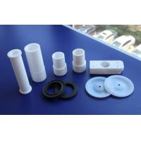 Buy cheap Molded Insulation PTFE Machining , Heat Resistance Filled Glass Fiber from wholesalers