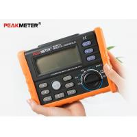 Buy cheap Digital Resistance RCD Loop Tester Multifunctional High Reliability And Safety from wholesalers