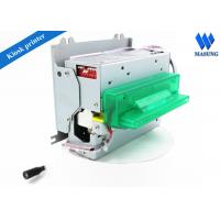 Buy cheap Compact structure 80mm kiosk ticket printer for queue up , Easy paper loading from Wholesalers