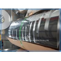 Buy cheap NO.1 Finish 304L Stainless Steel Strip Roll / Stainless Steel Finish 2b For Industry from wholesalers