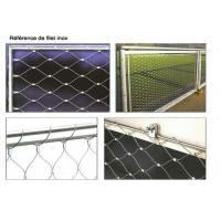 Buy cheap X Tend Expanded Stainless Steel Ferruled Mesh Corrosion Resistance For Protective Net from wholesalers