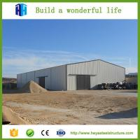 Buy cheap Prefab workshop steel garage building prefab warehouse for sale from wholesalers