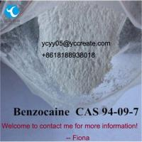 Buy cheap Benzocaine Powder Pain killer 20-50mesh Local Anesthetic Powder Benzocaine for Anodyne from wholesalers
