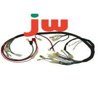 Buy cheap Terminal Protective Cover Auto Wiring Harness , Electrical Wiring Harness Pigtail Cable from wholesalers