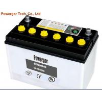 Buy cheap 12V 135ah Car Battery (JIS Dry Charged) from wholesalers