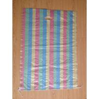 Buy cheap woven shopping bag, colorful pp woven bag with handle, pp bag with die cut,pp shopping bag from wholesalers