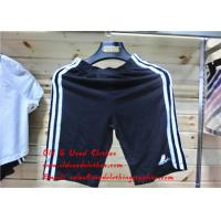 Buy cheap Used Apparel Used Clothing Adults Short Pants Bulk Second Hand Clothing from wholesalers