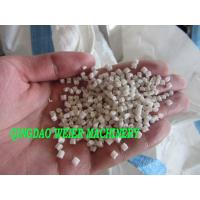 Buy cheap PP / PE / ABS Plastic Recycling Equipment Of Cold Cutting Granulate Line from wholesalers
