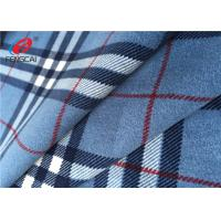 Buy cheap Imitate Cotton 100 % Polyester Velvet Fabric Warp Knitting For Home Textile from wholesalers
