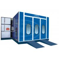 Buy cheap WLD7200 car spray booth from wholesalers
