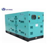 Buy cheap Soundproof 250kVA Cummins Diesel Generator for Backup Power , Cummins DG Set from wholesalers