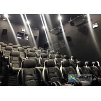 Buy cheap Single Motion Chair 5D Theater Simulator with 100 Attractive Movies product