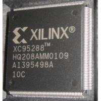 Buy cheap Obsolete Part Status FPGA Chip XC95288-10HQ208C IC CPLD 288MC 10NS 208HQFP from wholesalers
