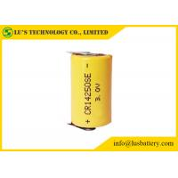 Buy cheap CR14250 lithium battery size 1/2AA 600 mAh CR14250 3V disposable battery for Flashlight product