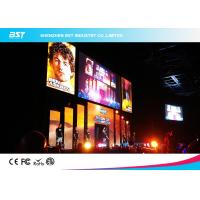 Buy cheap SMD2121 RGB Rental Led Display 500 X 1000mm Ultra thin LED screen P4.81 P6.25 from wholesalers