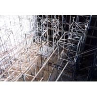 China Tower Scaffolding System / Scaffold Formwork For Industrial Buildings on sale