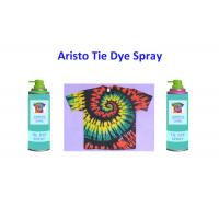 Buy cheap Custom Color  Fabric Tie Dye Spray  Fast Dry Spray Fabric Paint for Textile from wholesalers