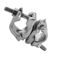 Buy cheap forged double / Swivel coupler EN74 from wholesalers