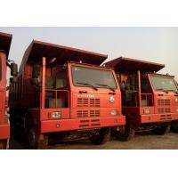 Buy cheap big loading Mining dump truck 371 horsepower Left hand steering Vehicle from sinotruk from wholesalers