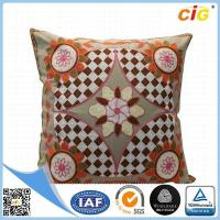 Buy cheap Polyester Cotton sofa / couch Home Textile Products With Embroidery product
