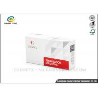 Buy cheap Simple Design Printed Packaging Boxes , Small Packaging Boxes 350gsm C1S Paper from wholesalers