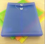 Buy cheap Custom Printed Folder shape Document Bag Pp Material Document Bag from wholesalers