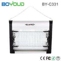 Buy cheap newest aluminum alloy bug zapper insect killer lamp with indoor from wholesalers