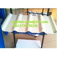 Buy cheap High strength,noise and heat insulation PVC hollow roof tile making/production from wholesalers