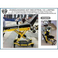 Buy cheap High Loading Adjustable Hospital Stretcher Hospital Bed Anti-static from wholesalers