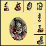 Buy cheap Religious Statue/Hindu God Statue/Indian God/ Shri Krishna Leela from wholesalers