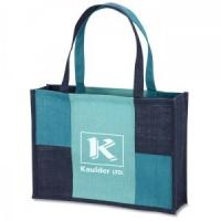 Buy cheap Square Jute Tote from wholesalers